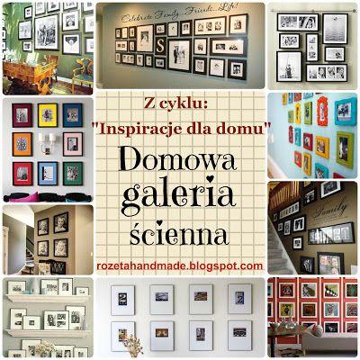 domowa galeria ścienna, wall gallery, home gallery wall, family, foto