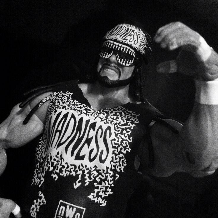 R.I.P. Macho Man Randy Savage  Gone but never forgotten!
