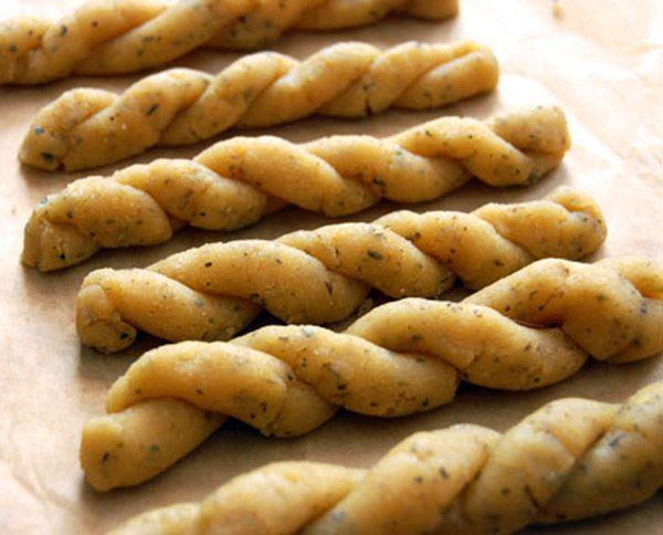 Paleo κριτσίνια σκόρδου - Xωρίς γαλακτοκομικά!