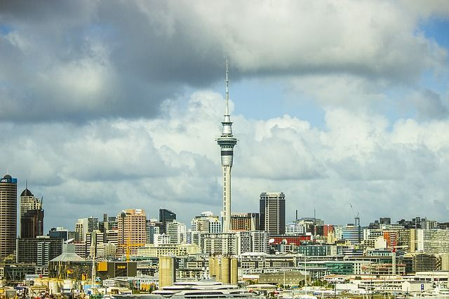 Top 5 Things To Do When Visiting Auckland, New Zealand.