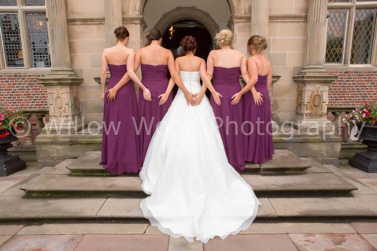 weddings bride bridesmaids sexy fun different