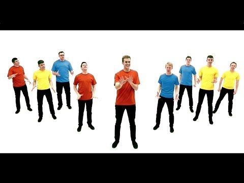 "Ha AWESOME!!! ""Happy"" BYU vocal point I love these guys I met them!! Accappella Vocal poiHappy b Pharrell Williams (Vocal Point cover) You must watch this...."
