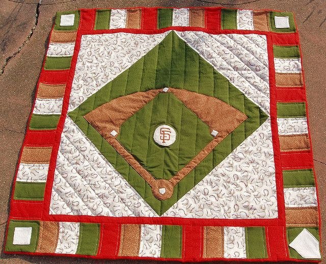 17 best images about ChickaaDeeChick softball quilts on ...