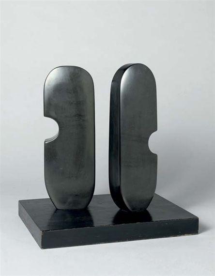 Barbara Hepworth, Two Forms (Maori)