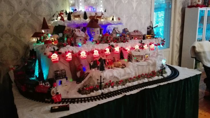 Christmas world by Kimmo this year. Beautiful.