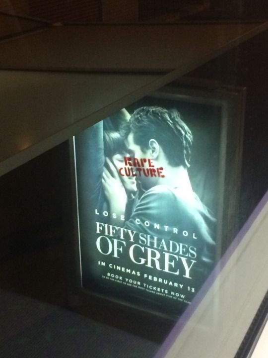 50 shades feminist theory 50 shades of grey is happening, it's happening big, and it's happening for women i jumped on the band wagon after reading that the books were initially created as twilight fan-fic (twilight .