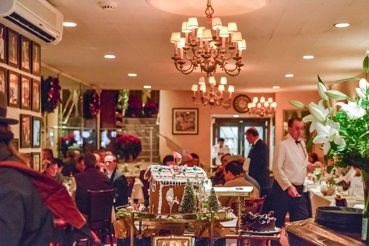 Patsy's Italian Restaurant in Midtown is Classic Redefined