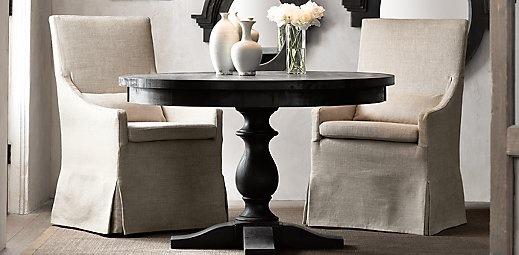 Home Decor Furniture Table Pedestal Table 17th C