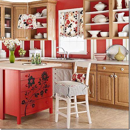 17 mejores imágenes sobre kitchen paint ideas en pinterest ...