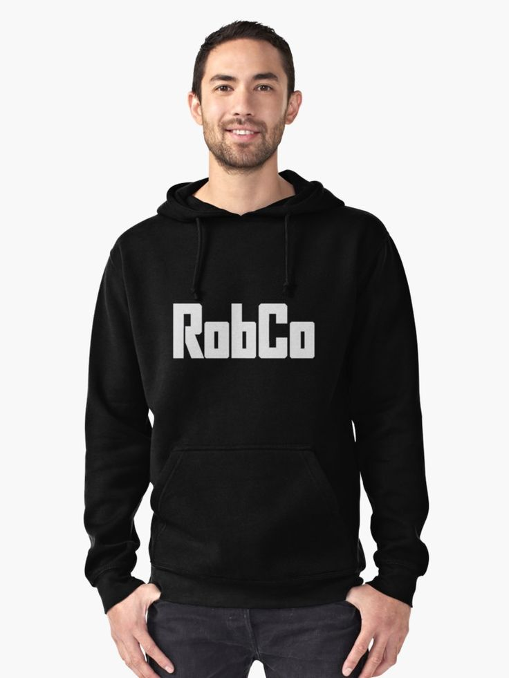 QuakeConRobCo Pullover Hoodie