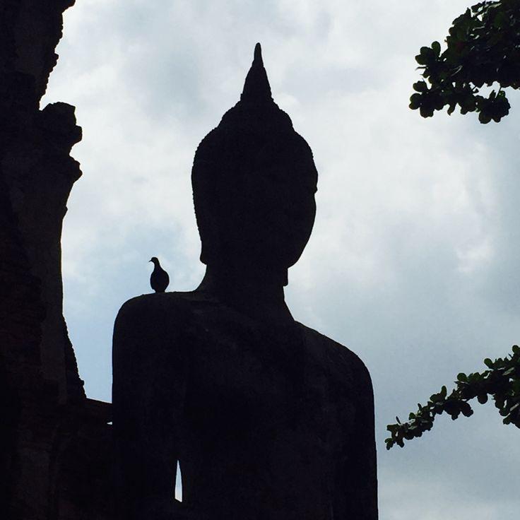 Wat Phra Mahathat , Phra Nakon Si Ayuthaya , Thailand