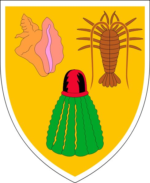 File:Coat of arms of the Turks and Caicos Islands.svg