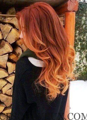 Curls-femmes Long Coiffures