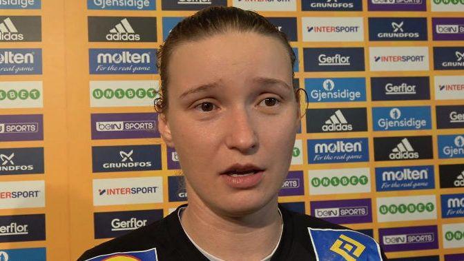 Handball WM 2017: Amandine Leynaud im SPORT4FINAL-Video-Interview nach dem Halbfinale zwischen Frankreich vs. Schweden