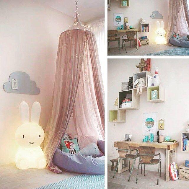 A combination of rustic and sweet | http://www.jollyroom.se/produkter/mr-maria-lampa-miffy-xl-vit | #jollyroom