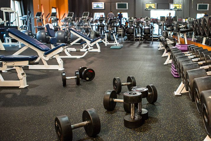 How To Work Out In A Busy Gym Gym Etiquette Gym Gym Flooring