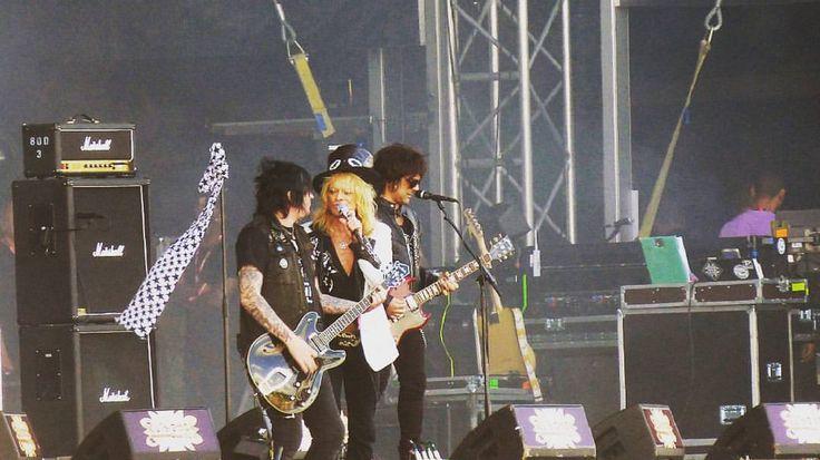 Mr. Michael Monroe  #tbt #ruisrock #2015  #michaelmonroe #ruissi #great_music #great_bands #summer #festivals #festivalseason #rock #music #kesä #festivaalit #turku #kissmyturku #visitturku #suomi100 #suomi100arki #ig_finland