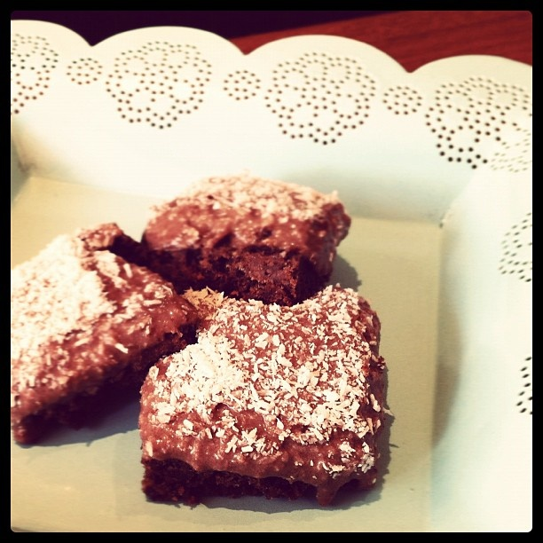 Not All Tea and Scones: CWA Recipe #18 Chocolate Rough Slice