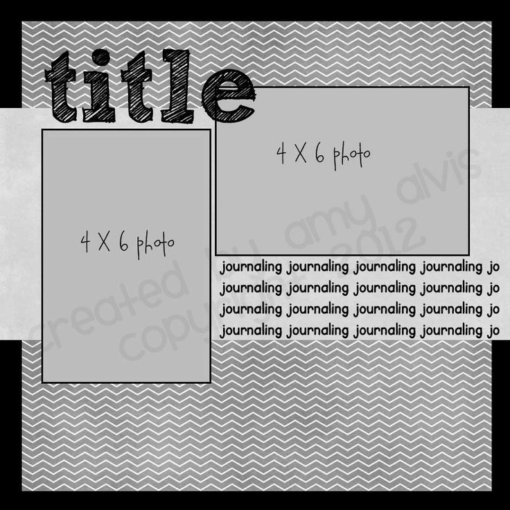 4 X 6 Photo Sketch Blog: 12 X 12 - 97
