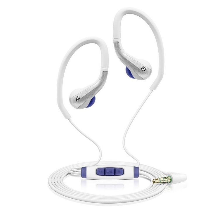 Sennheiser Adidas OCX 685i Sports Earclip Headphones,