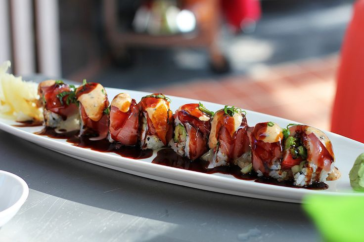 Ono roll Food, Healthy cooking, Sushi recipes
