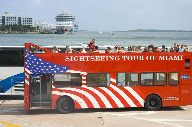 Hop on and hop off, whenever and wherever you feel like it! See attractions, districts and numerous galleries and museums in Miami Beach and on City Loop route from our double decker buses.http://biginexcursions.com