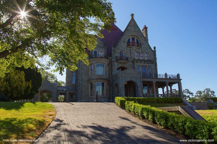 Victoria BC Vacation Rentals | Short and Long Term | Views | Scenery VictoriaPrime.com Craigdarroch Castle