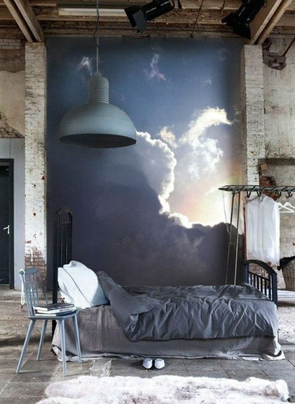 ▷ Ausgefallene Tapeten vertreiben die Langweile aus Ihrem Zimmer