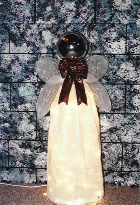 Tomato Cage Angel