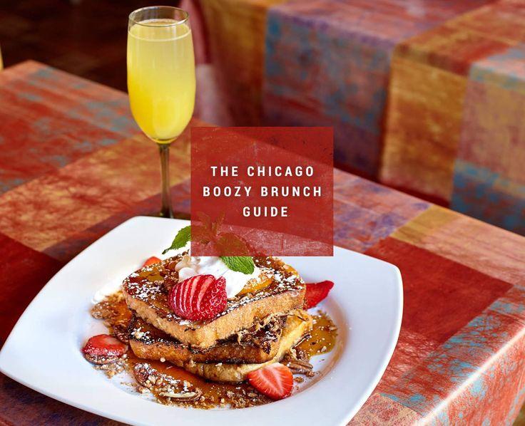 Where to Boozy Brunch in Chicago - Thrillist
