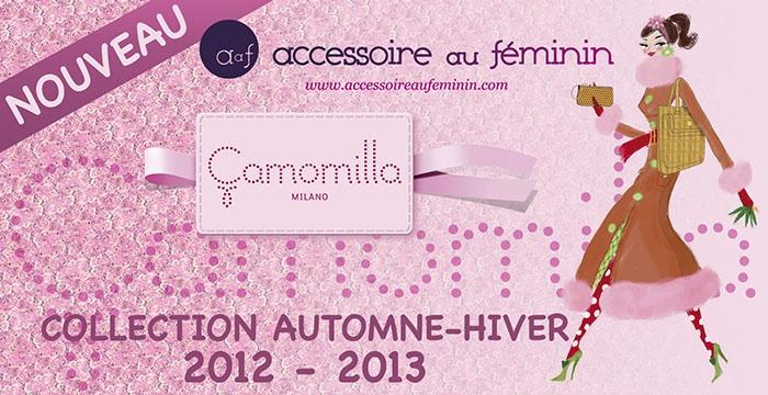 New on the Website www.accessoireaufeminin.com