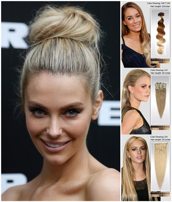 28 best images about Hair extensions !!! on Pinterest   Oval faces, Clip in hair extensions and ...