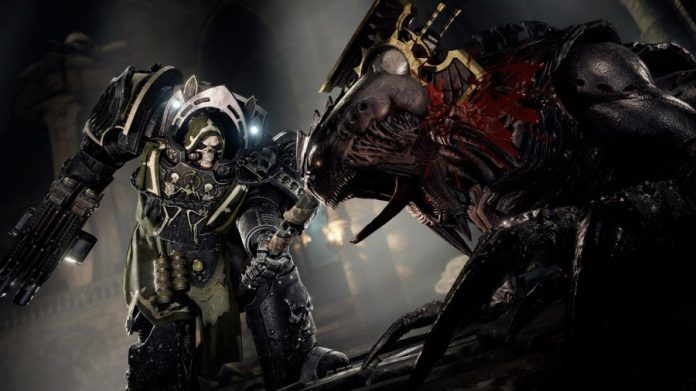 Space Hulk Deathwing Enahanced Edition Adds Polish Still Too Cumbersome Games Warhammer Art Warhammer 40k Artwork Space Hulk Deathwing