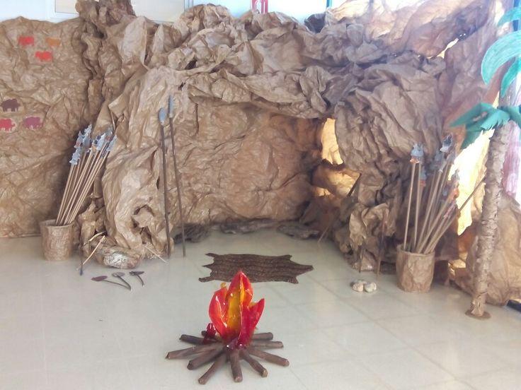 Cueva prehistorica