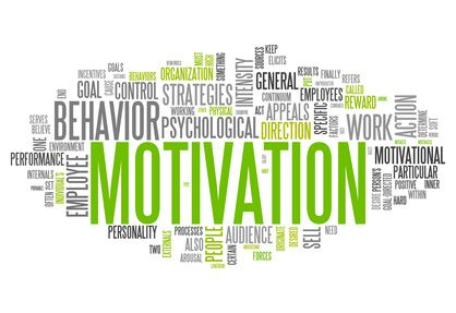 """Motivation is the key to everything!"""