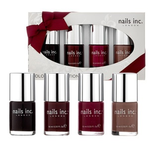 Nails Inc Berry Colour Collection 4x10ml   #beautybaywishlist