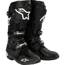 $580 Alpinestars Tech 10 Boot: Boots Design, Alpinestart Tech, Mx Boots, Alpinestar Tech, Motorcycles Boots, 10 Black, 10 Boots, Cowboys Boots, Tech 10