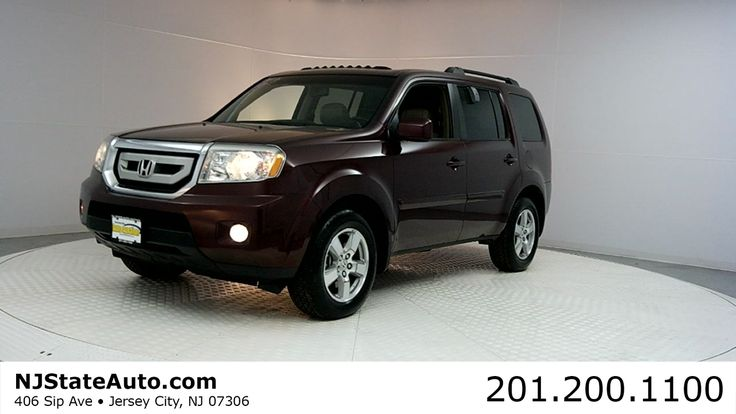 2009 Honda Pilot 4WD 4dr EX-L w/RES  -- NJStateAuto.com in Jersey City, New Jersey 201-200-1100