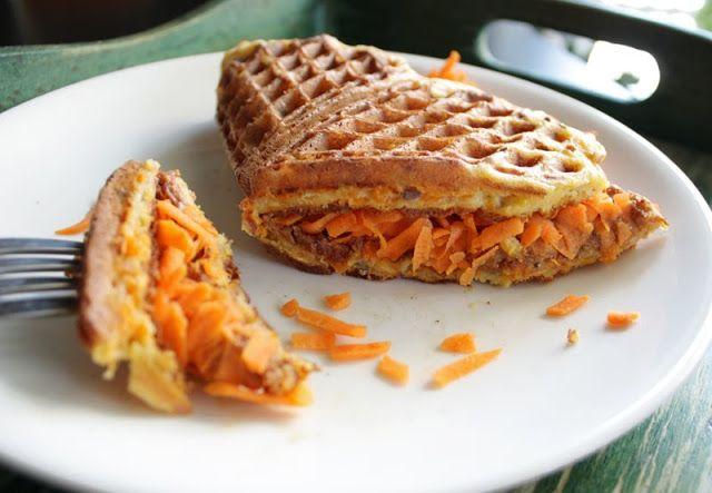 Veganmisjonen: Frokostvafler