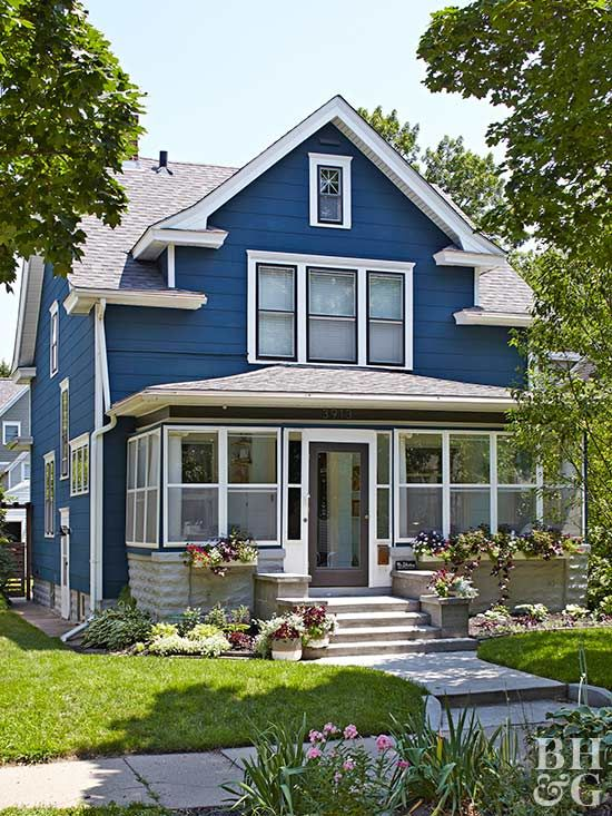 Best 25 home exterior makeover ideas on pinterest brick for 60s house exterior makeover
