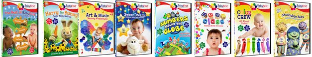 BabyFirstTV's educational DVDs - we love Harry The Bunny! http://www.thisflourishinglife.com/2013/02/bring-your-childs-imagination-to-life.html