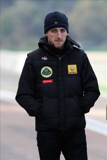 Yry's Automotive Blog: Cum arată viitorul lui Kubica?