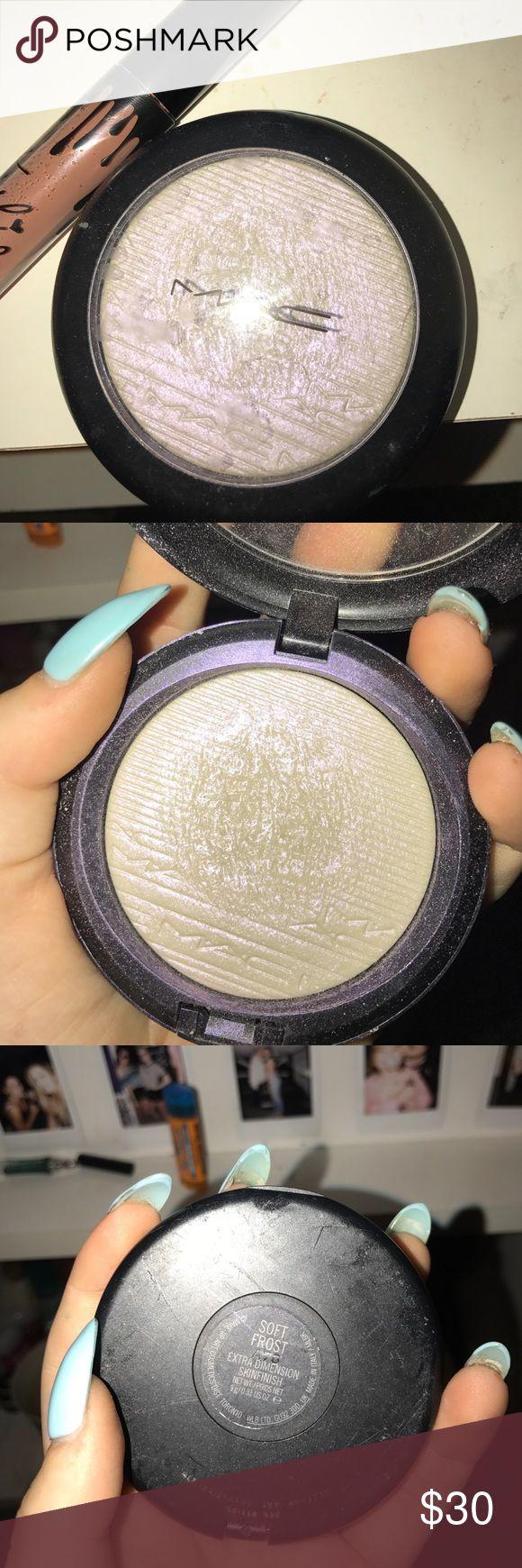 Mac highlighter Pigmented MAC Cosmetics Makeup Luminizer