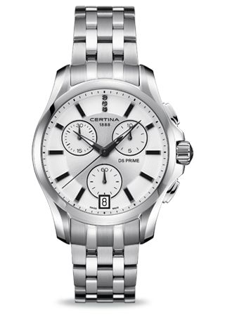 DS Prime Lady - Chronograph | Certina
