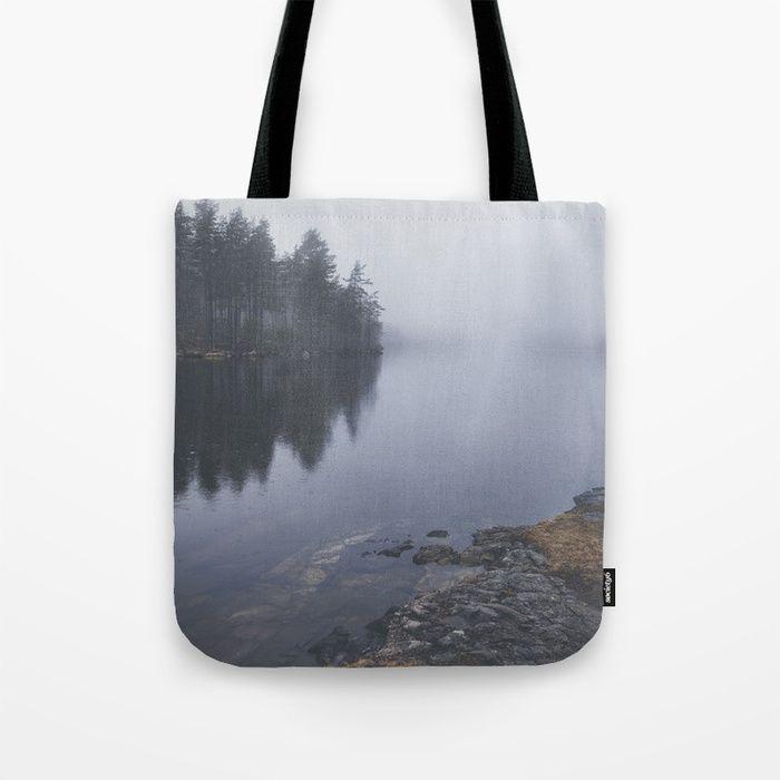 I love the rain Tote Bag