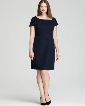 Tahari Woman Plus Cali Dress | Bloomingdale's