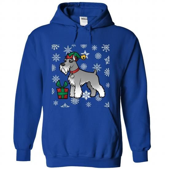 Schnauzer Christmas Design D01 - #pullover hoodies #pink sweatshirt. OBTAIN => https://www.sunfrog.com/No-Category/Schnauzer-Christmas-Design-D01-7690-RoyalBlue-Hoodie.html?60505