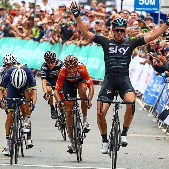 Ian Stannard wins Stage 4 Herald Sun Tour 2017