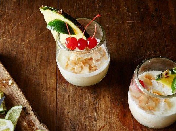 Αυτή είναι η πιο ωραία Pina Colada που θα πιεις