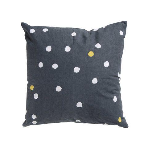 Confetti Cushion Slate - Milk & Sugar $49.95